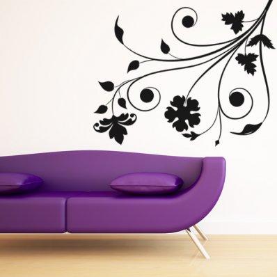 Sticker Floare