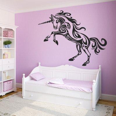 Sticker Licorn