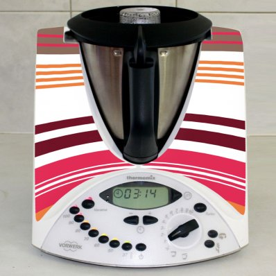 Sticker Thermomix TM 31 Dungi