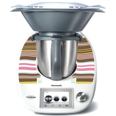 Sticker Thermomix TM 5 Dungi