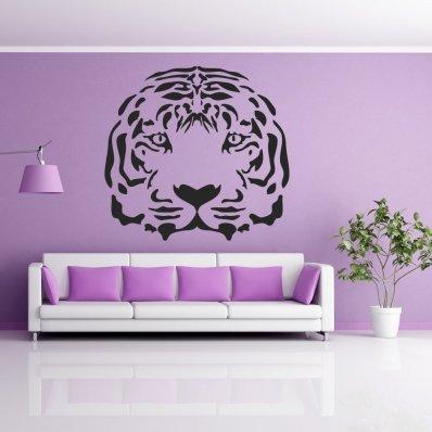Sticker Tigru