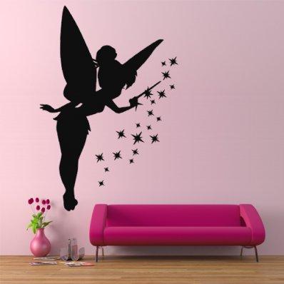 Sticker Tinker Bell