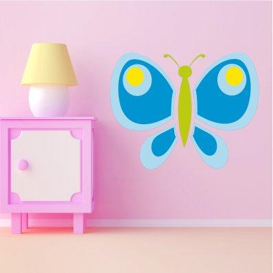 stickere copii Fluture