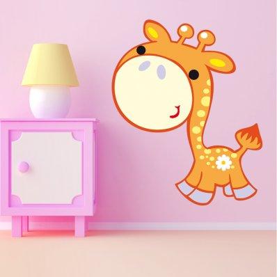 stickere copii Girafa