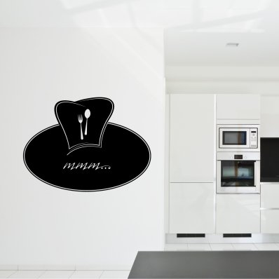 Stickers muraux tableaux deco et miroirs design de for Stickers miroir
