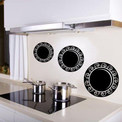 Stickers Assiette