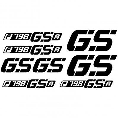 Autocollant - Stickers Bmw f 798gsa