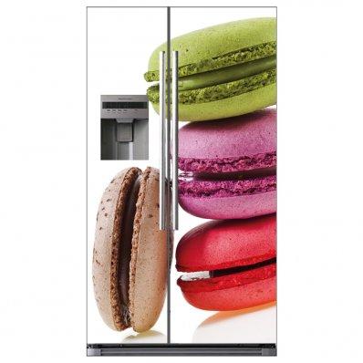 frigo americain pas cher stickers folies. Black Bedroom Furniture Sets. Home Design Ideas