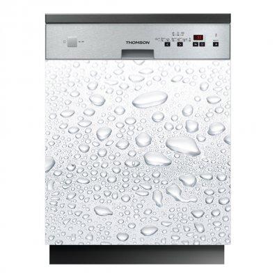stickers lave vaisselle gouttes d 39 eau pas cher
