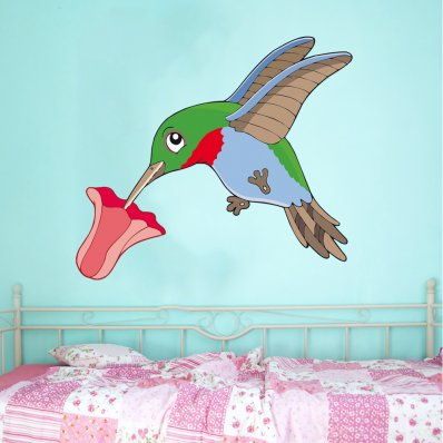 Stickers Oiseau
