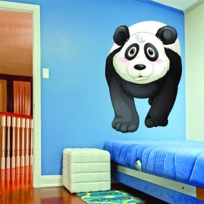 Autocollant Stickers enfant panda
