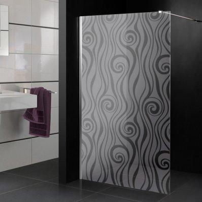 stickers parois de douche pas cher stickers folies. Black Bedroom Furniture Sets. Home Design Ideas