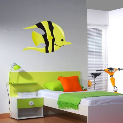 Stickers Poisson