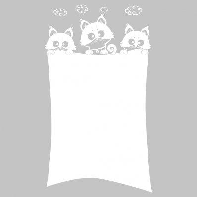 Stickers velleda chats