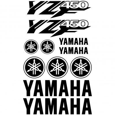 Autocollant - Stickers Yamaha YZF 450