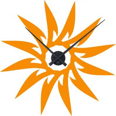 Sun Clock Wall Stickers