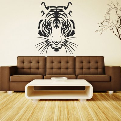 Tiger Wall Stickers