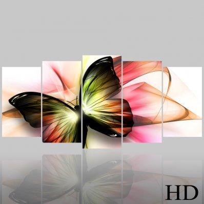 Triptyque Forex Papillon