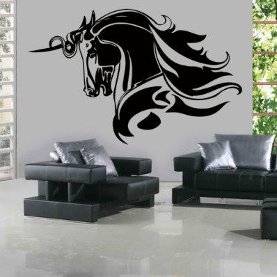 Unicorn Wall Stickers