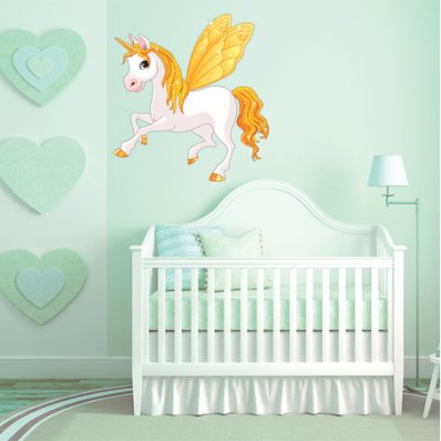 Unicorn Wall Stickers