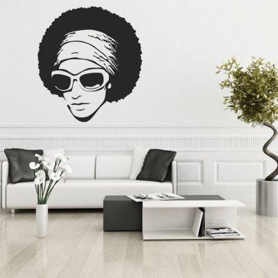 Vinilo decorativo Africano