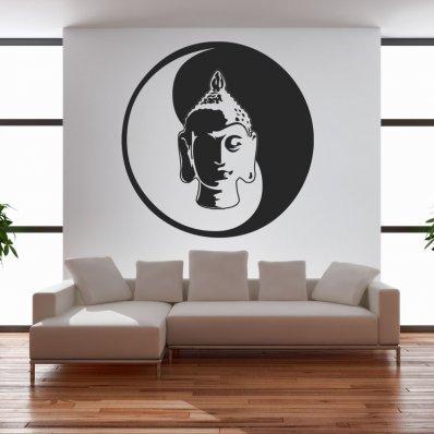 Vinilo decorativo Buda
