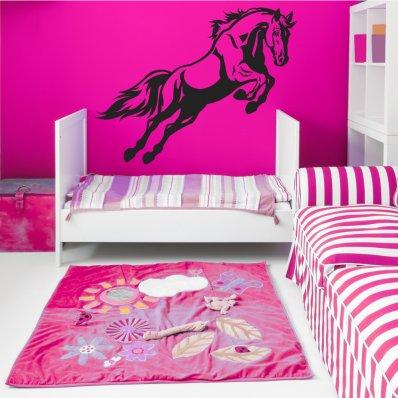 Vinilo decorativo caballo