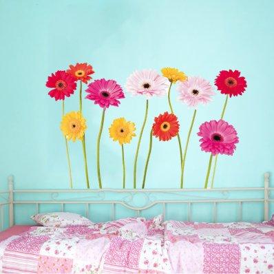 Vinilo decorativo Floral