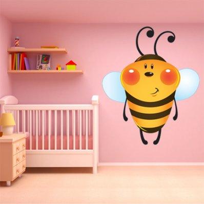 Vinilo infantil abeja