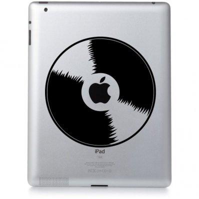Vinilo para Ipad 3 CD