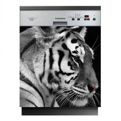 Vinilo para Lavavajillas tigre