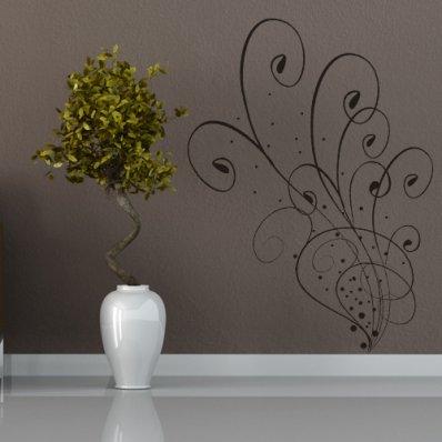 Wandkunsttattoo