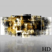 Abstract - Triptych Forex Print
