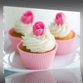Acrylglasbild Cupcakes