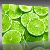 Acrylglasbild Zitronen