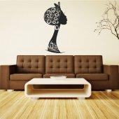 Adesivo Murale Africana