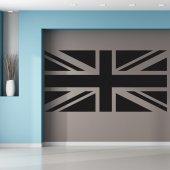 Adesivo Murale bandiera inglese
