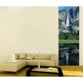 Adesivo Murale cascata