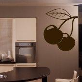 Adesivo Murale ciliegia