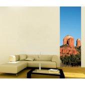 Adesivo Murale deserto