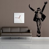 Adesivo Murale Jackson