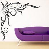 Adesivo Murale ornamentale