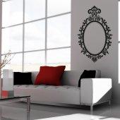 Adesivo Murale specchio