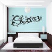 Adesivo Murale ''stars''