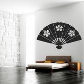 Adesivo Murale ventaglio