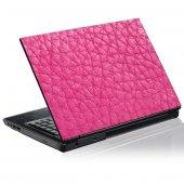 Adesivo per pc portatili pelle rosa