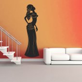 African Wall Stickers