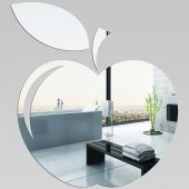 Akrylowe Lustro Plexiglas - Jabłko