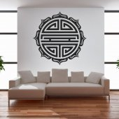 Asian Wall Stickers