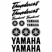 Autocolant Yamaha Thundercat